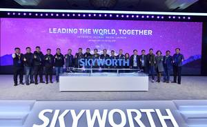 SKYWORTH and Metz at CES 2019